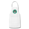 Jewish Beer Adjustable Apron - white