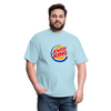 Jewish King Men's T-Shirt - powder blue