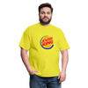 Jewish King Men's T-Shirt - yellow
