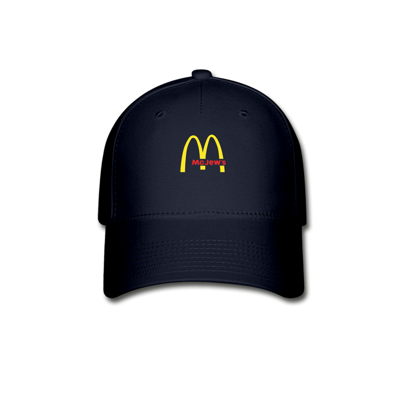 Mc Jew's Baseball Cap - navy
