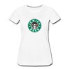 Jewish Beer Women's Premium T-Shirt - white