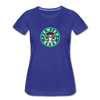 Jewish Beer Women's Premium T-Shirt - royal blue