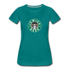 Jewish Beer Women's Premium T-Shirt - teal