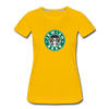 Jewish Beer Women's Premium T-Shirt - sun yellow