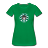 Jewish Beer Women's Premium T-Shirt - kelly green