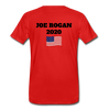 Joe Rogan Moderator Men's Premium T-Shirt - red