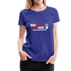 Make Racism Wrong Again Women's Premium T-Shirt - royal blue