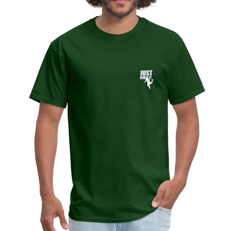Just Jew It Men's T-Shirt - forest green