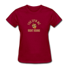 You Spin Me Right Around Women's T-Shirt - dark red