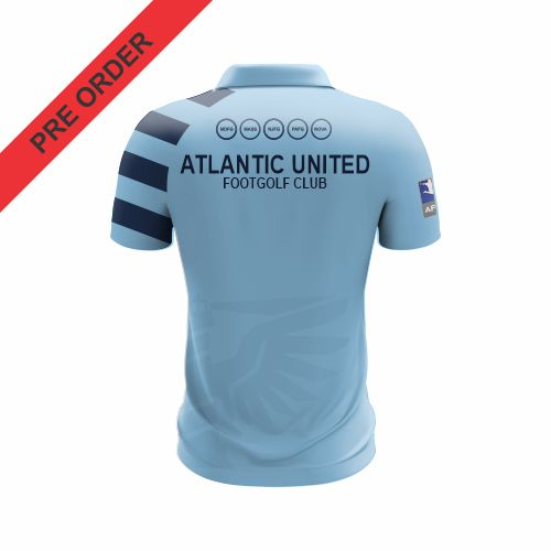 Atlantic United Footgolf - Club Polo (SKY)