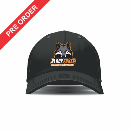 Delaware Black Foxes Rugby League - Cap