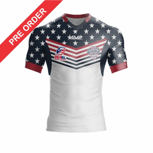 USA Hawks Rugby League - Champion Jersey - Home