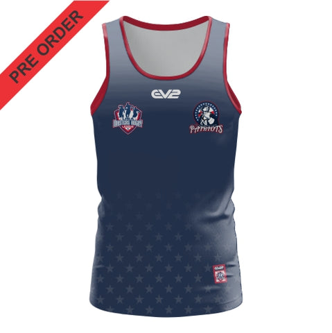 Patriots USA Masters Rugby League - Training Shirt
