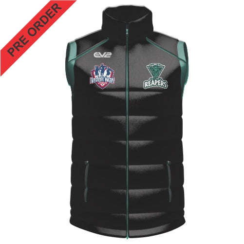 Mid-Atlantic Reapers Masters Rugby League - Puffer Vest