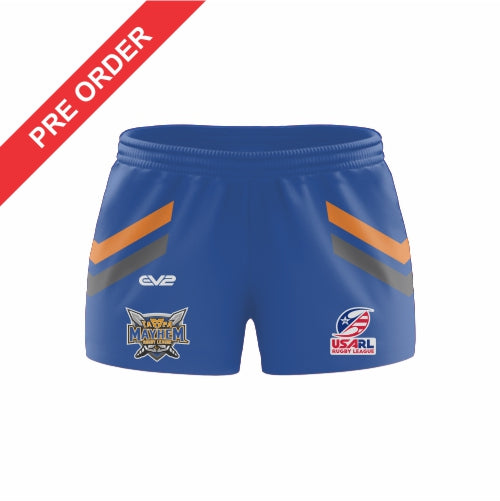 Tampa Bay Rugby League Clubzone - Rugby League Short