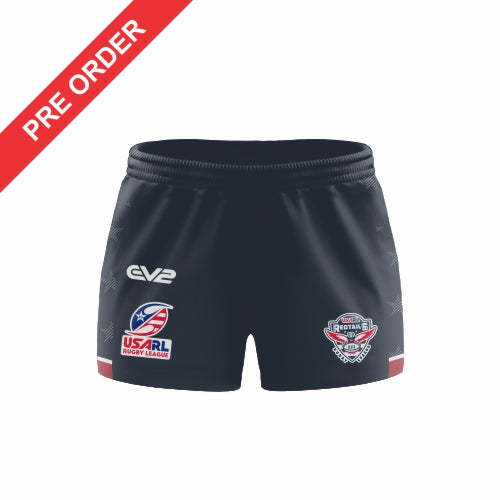 USA Redtails Women's Rugby League - Rugby League Short