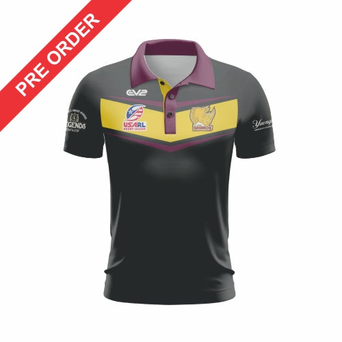 Atlanta Rhinos Rugby League - Club Polo