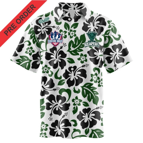 Mid-Atlantic Reapers Masters Rugby League - Resort Shirt