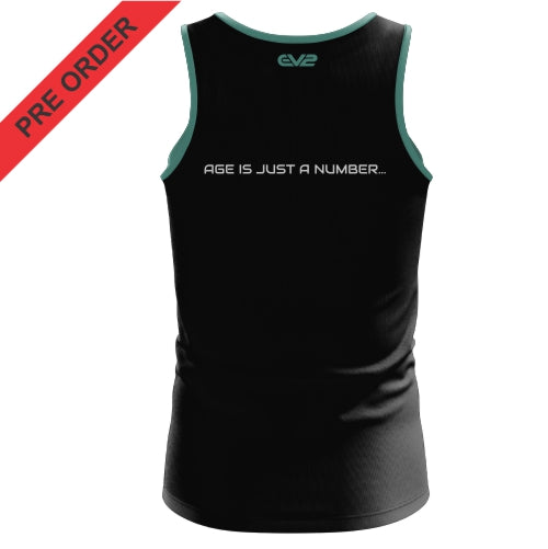 Mid Atlantic Reapers Rugby League - Training Singlet