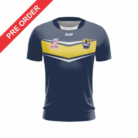 Brooklyn Kings Rugby League - Supporter Jersey