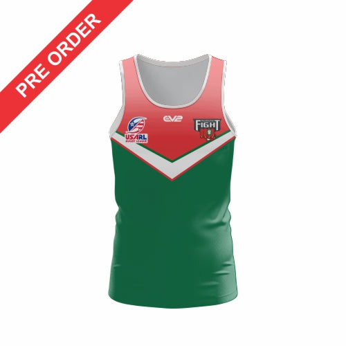 Philly Fight Rugby League - Training Singlet