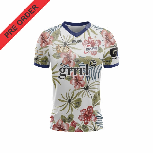 USA Womens Rugby League - Pro Jersey (WHITE)