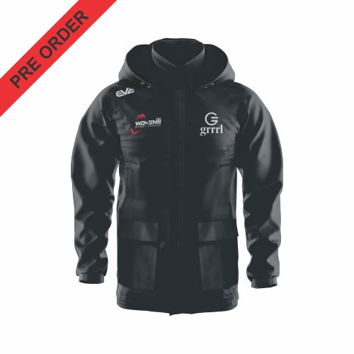 USA Womens Rugby League - Stadium Jacket