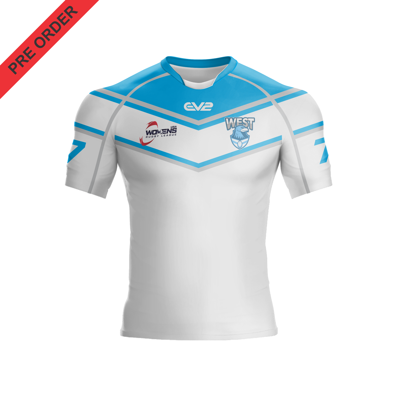 Wests Rugby League - Club Jersey