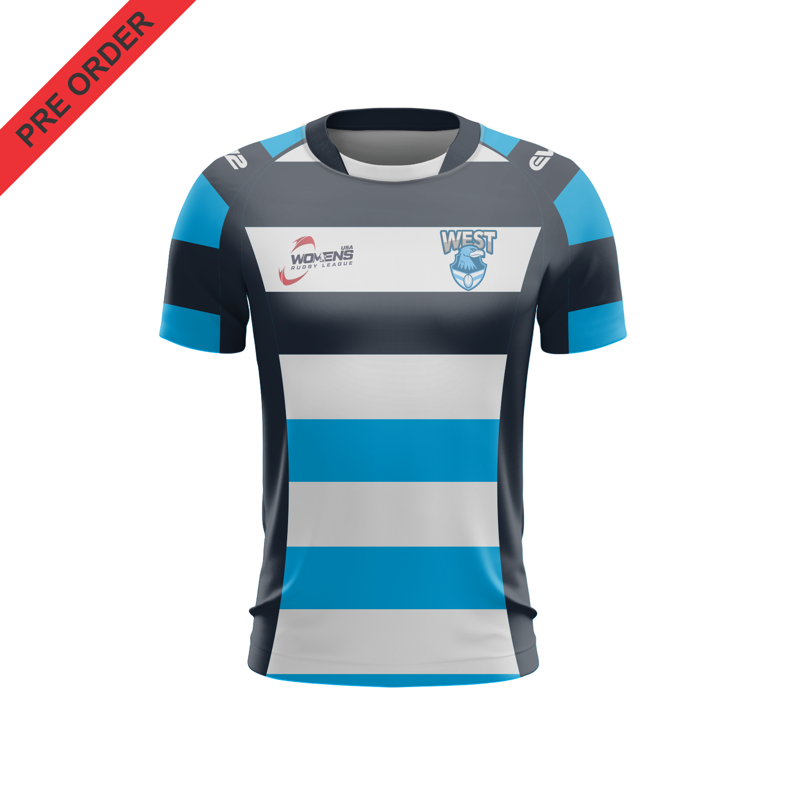 Wests Rugby League - Nines Jersey