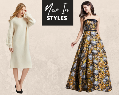 5 Of The Hottest New Styles for the AW20 Season!