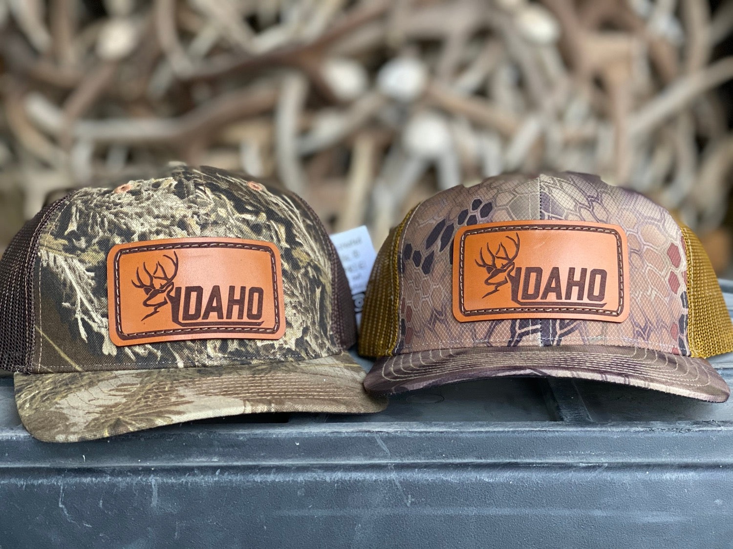 IDMD PATCH HAT