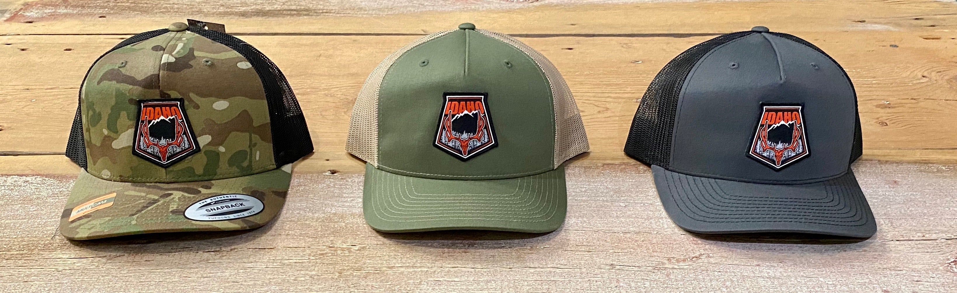 IDAHO MD PATCH HAT