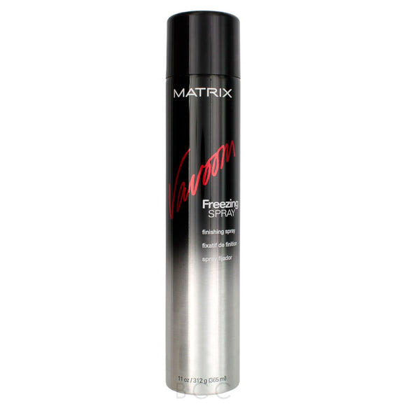 VAVOOM  FREEZING SPRAY FINISHING SPRAY