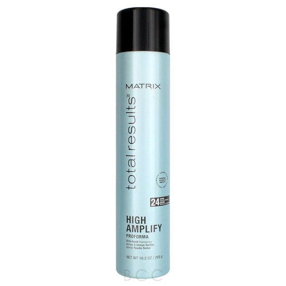 Total Results High Amplify Proforma Hairspray