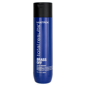 Total Results Brass Off Color Obsessed Shampoo