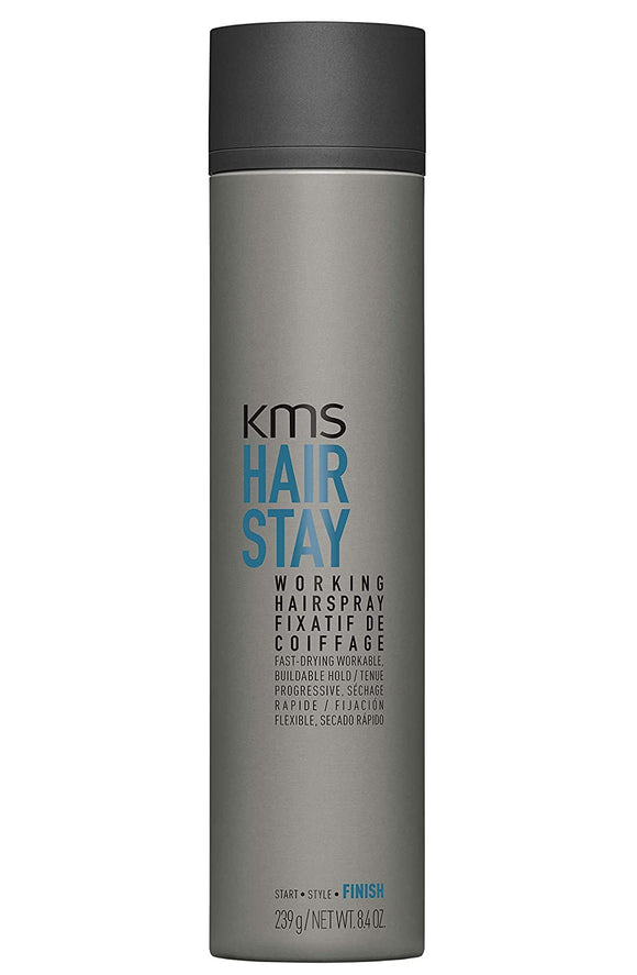 KMS HAIRSTAY WORKING HAIRSPRAY