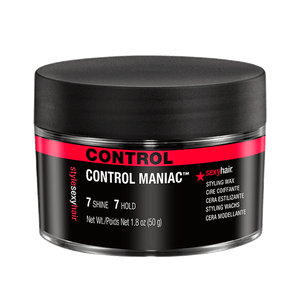 SEXY HAIR CONTROL MANIAC STYLING WAX