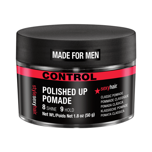 Sexy Hair Men's Control Polished Up Pomade 1.8 oz
