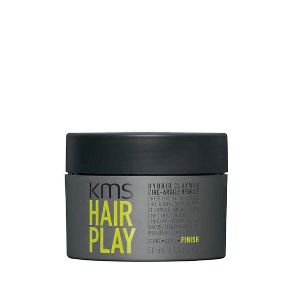 KMS Hair Play Hybrid Claywax