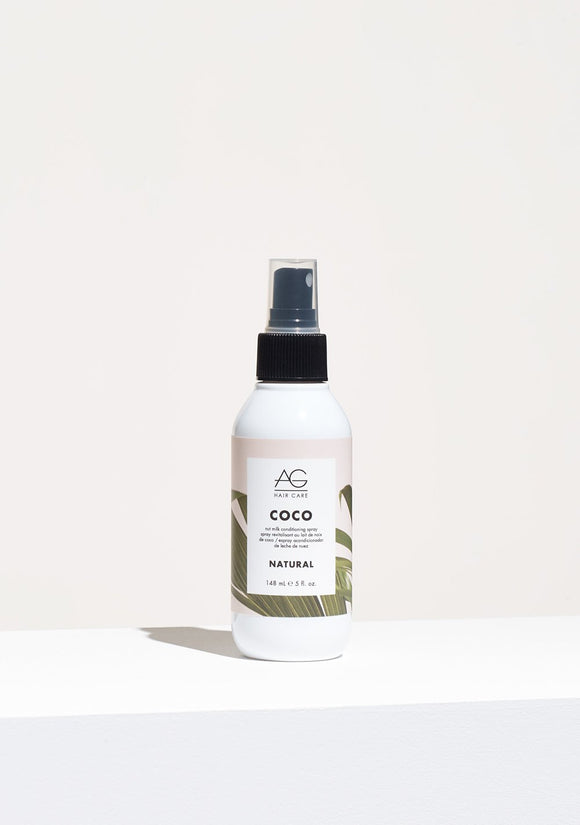 AG HAIR COCO NUT MILK CONDITIONING SPRAY