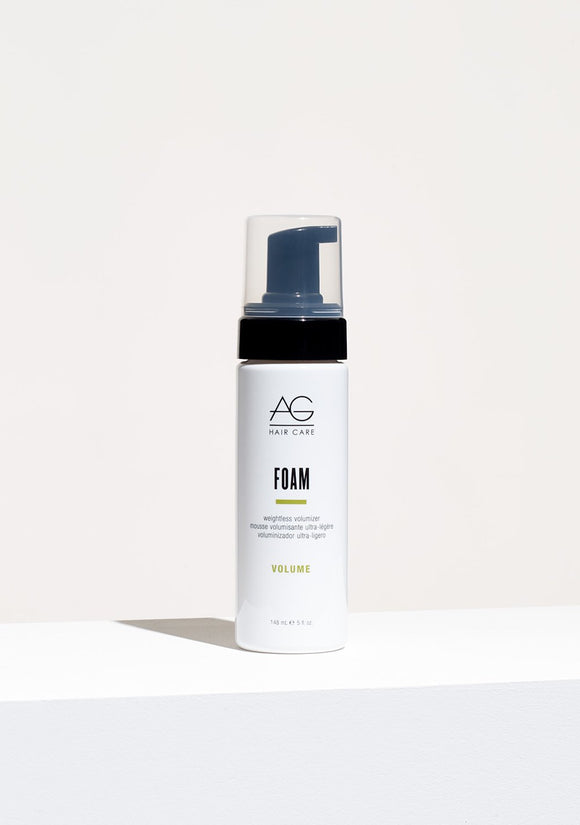 AG HAIR FOAM WEIGHTLESS VOLUMIZER