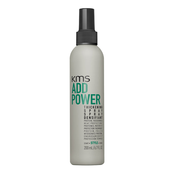 KMS ADDPOWER THICKENING SPRAY