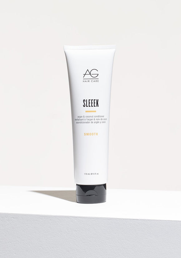 AG HAIR SLEEEK ARGAN & COCONUT CONDITIONER