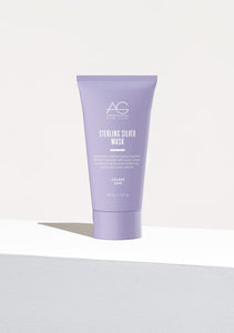 AG HAIR Sterling Silver Mask