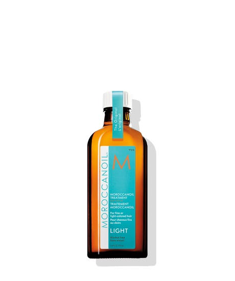 MOROCCANOIL LIGHT TREATMENT - 100ML + 25ML BONUS