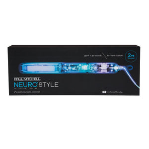 "PAUL MITCHELL Neuro Smooth Flat Iron 1"" STYLING IRON"