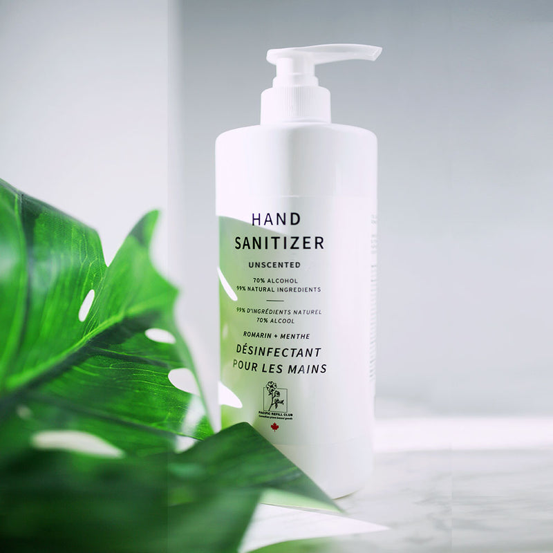 Unscented Gel Hand Sanitizer