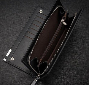 🛒 Alessa™ All-Purpose Baellerry Long Leather Unisex Wallet (BUY 1 TAKE 1 Promo) 🛒