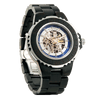 Men's Automatic - Ebony Wood
