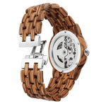 Men's Premium Automatic - Zebra Wood